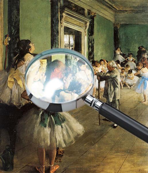 Read more about the article Analyser une œuvre d'art pour mieux la comprendre – Partie 1