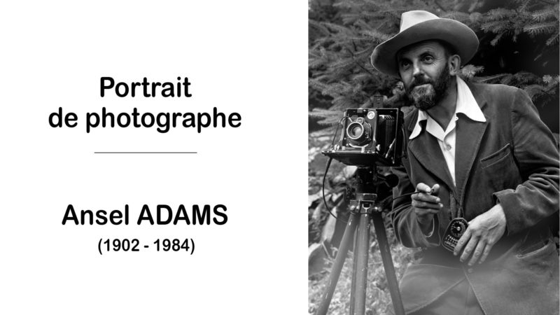 Read more about the article Ansel Adams (1902 – 1984)