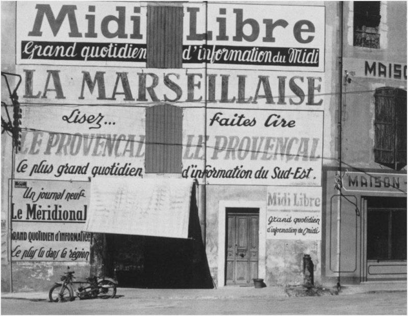 France Paul Strand