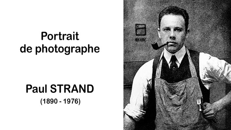 Read more about the article Paul Strand (1890 – 1976)