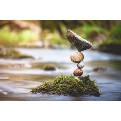 Photographie de stone-balance par Manu Topic vendue sur new concept art photo selling