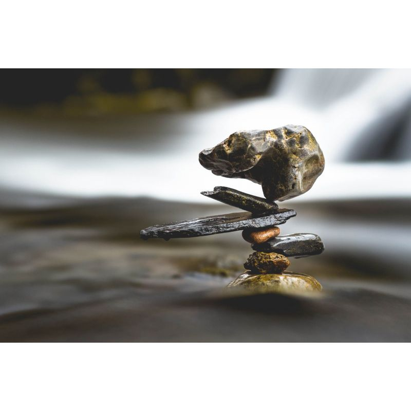 Photographie de stone-balance par Manu Topic vendue sur new concept art photo selling