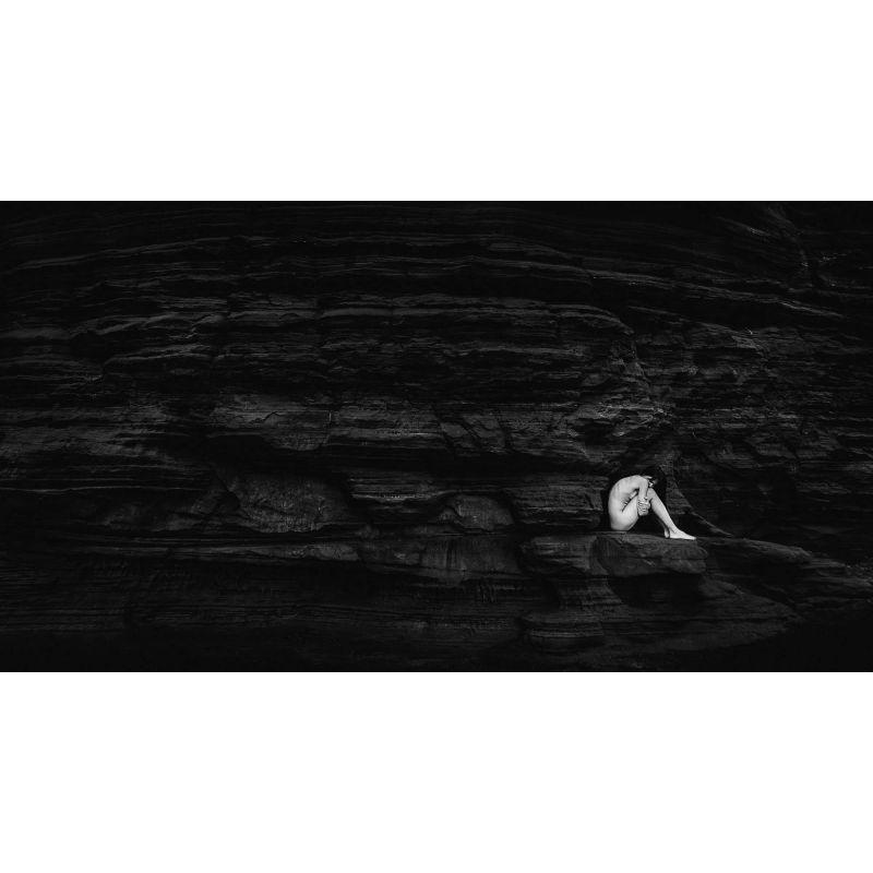Photographie d'art de landscape-nude par Sebastien Roignant vendue sur new concept art photo selling