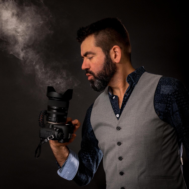 Franck Olaya Auteur Photographe