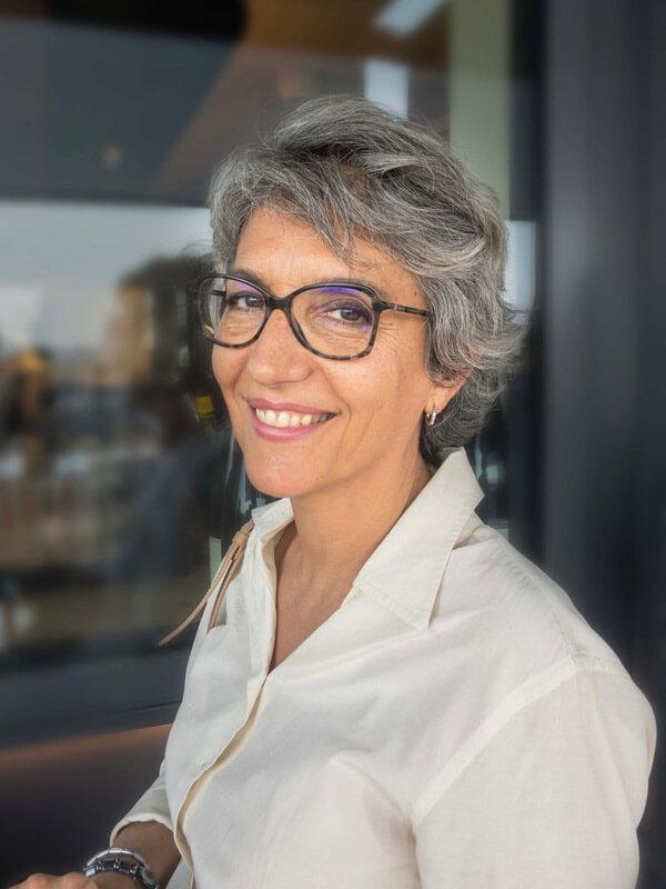 Portrait de Valérie Chauffoir - Auteur photographe